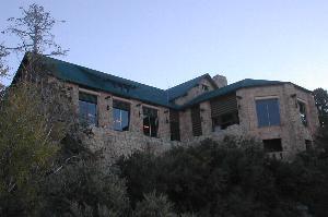 North Rim Lodge - Canyon Side