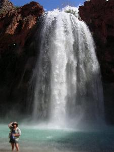 Patty - Havasu Falls