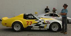 Francois Corvette