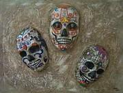 Gigi Croom - Sugar Skulls