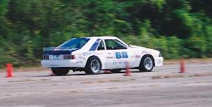 Johnson Mustang